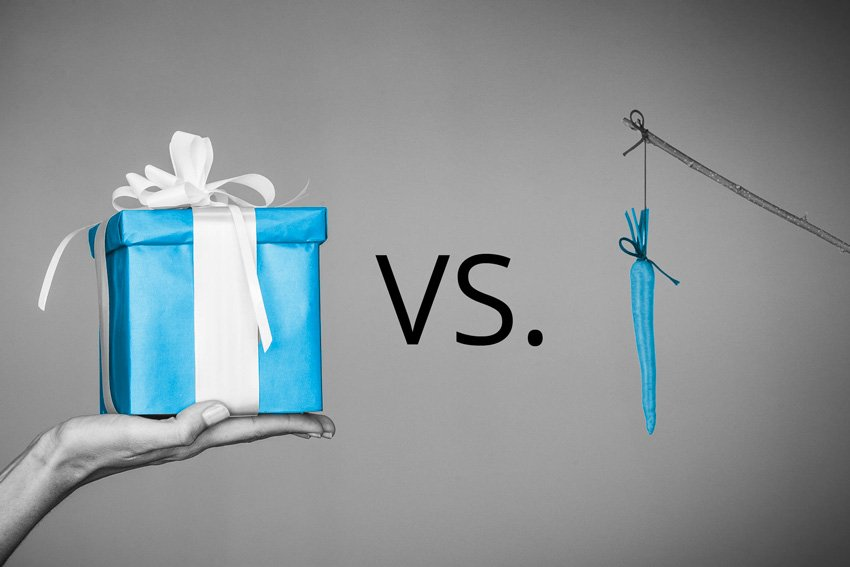 Corporate gifting vs. employee incentives