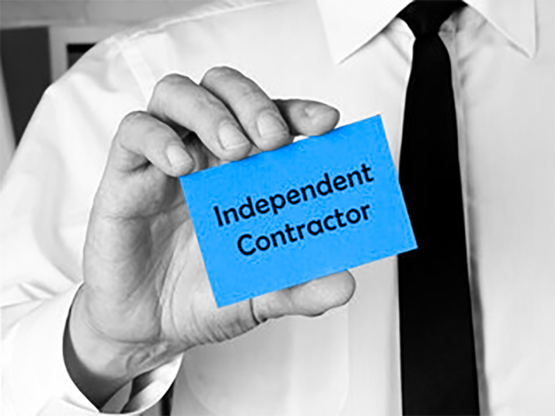 Recognizing Independent Contractors