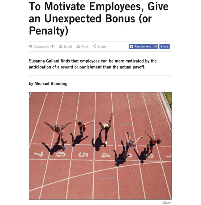 Motivating Employees