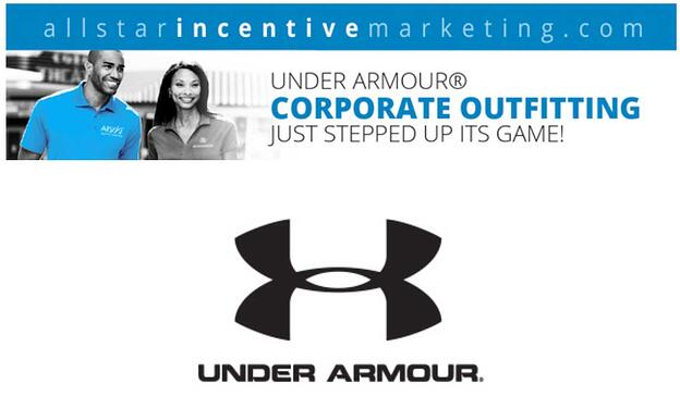 Under Armour Corporate Outfitting Just Stepped Up It's Game